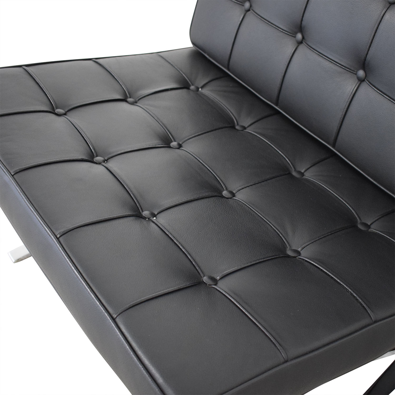 Custom Barcelona Chair Replica / Accent Chairs