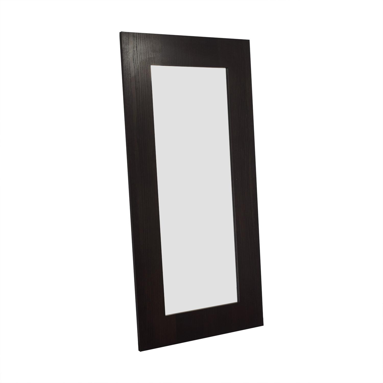 Framed Floor Mirror / Mirrors