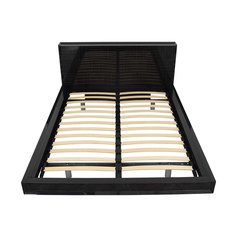 Rossetto Platform Queen Bed / Bed Frames