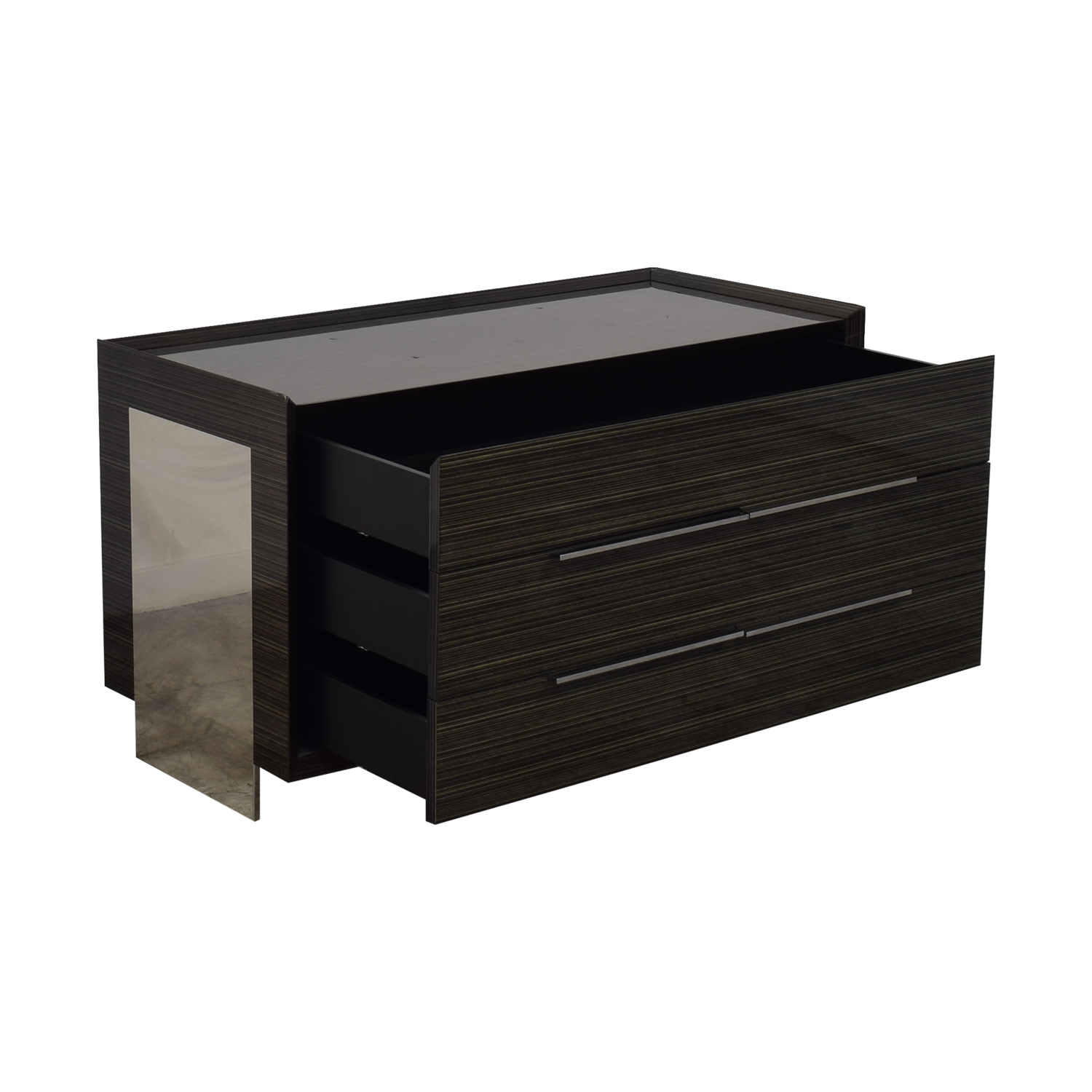 Rossetto Mirrored Dresser / Dressers