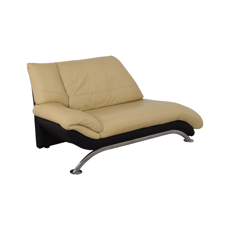 Modern Left Arm Chaise