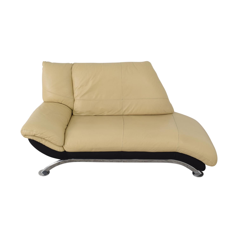 shop Modern Left Arm Chaise  Sofas