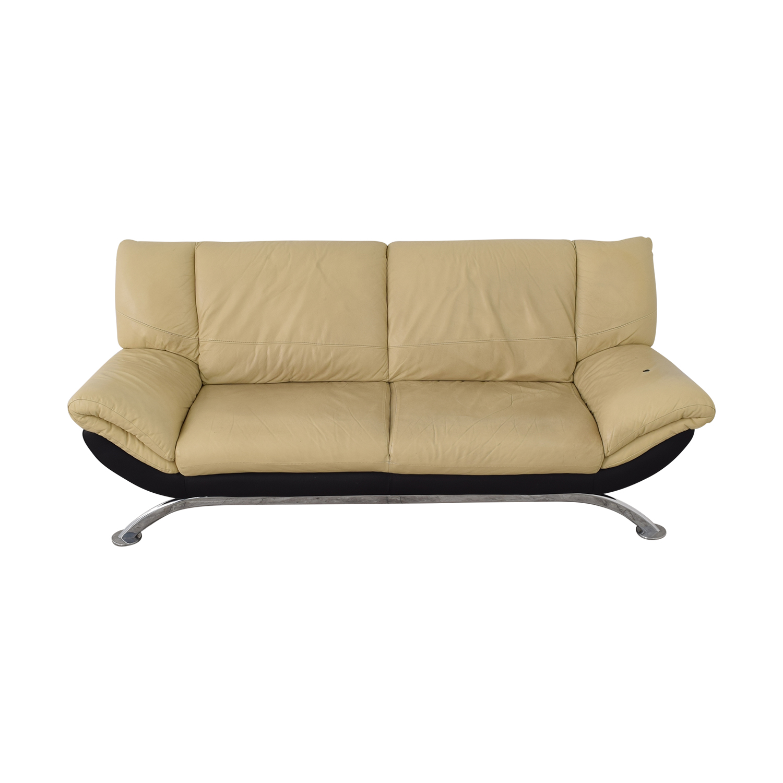 Modern Two Cushion Sofa sale