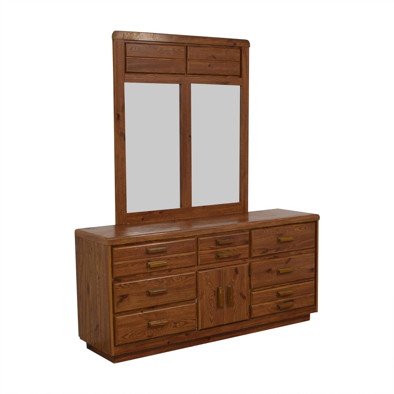 Seamans Seamans Furniture Dresser Dressers