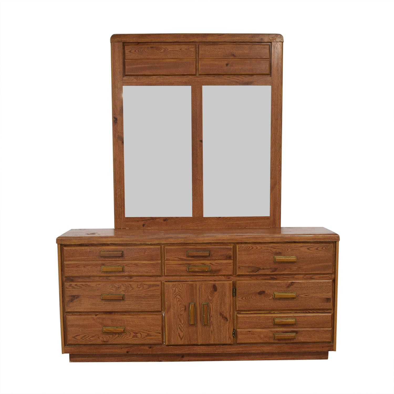 Seamans Seamans Furniture Dresser