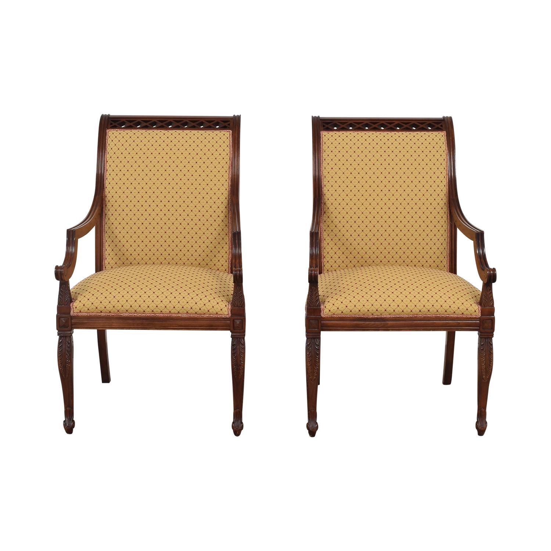 KPS Furnishings KPS Furnishings Custom Dining Arm Chairs coupon