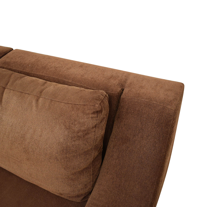 Saccaro Saccaro Sectional Sofa discount