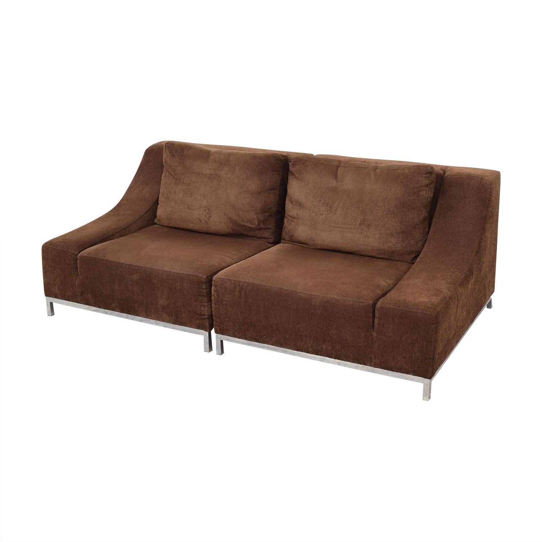 Saccaro Saccaro Sectional Sofa second hand