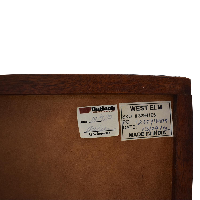 West Elm West Elm Stria Three Drawer Dresser nyc