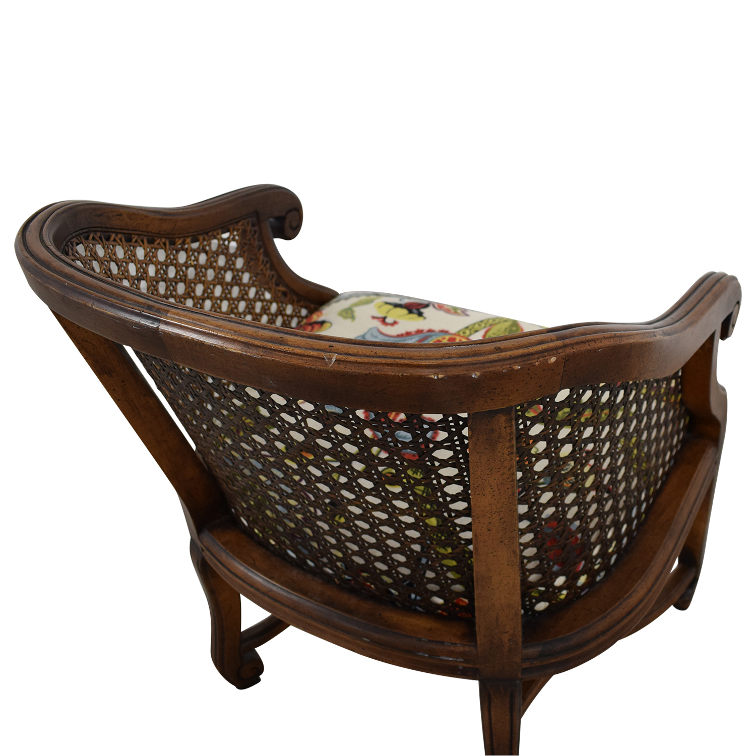 Heirloom Fruitwood Caned Armchair coupon