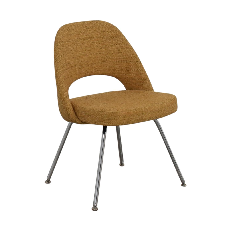 Knoll Knoll Saarinen Executive Side Chair dimensions
