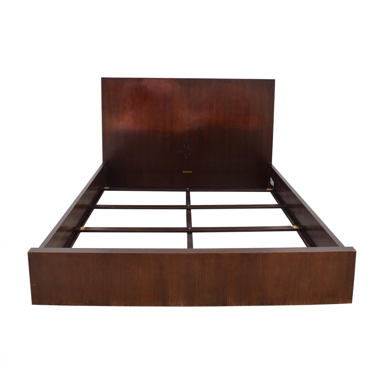 buy Ethan Allen Platform Queen Bed Ethan Allen Beds