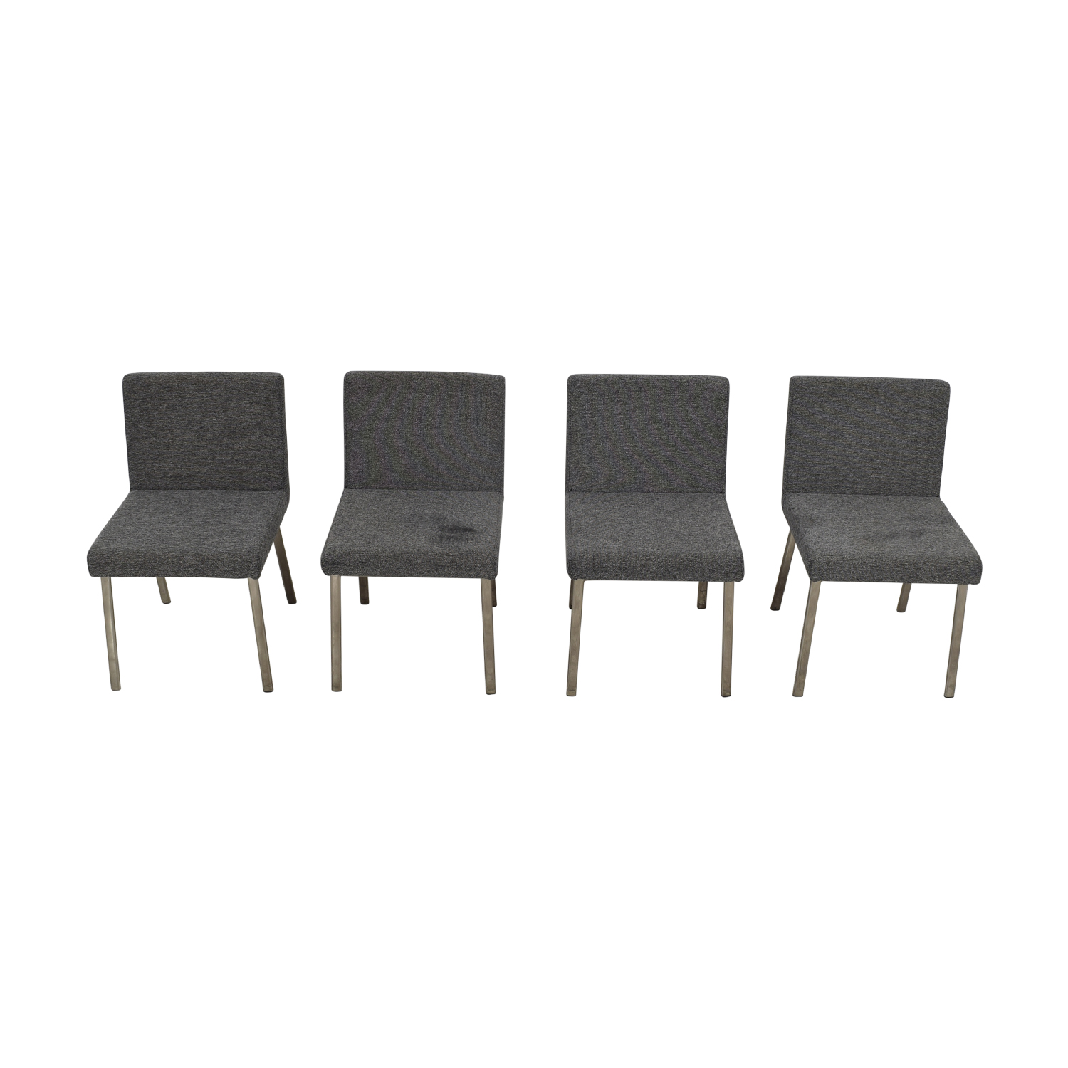 64% OFF - CB2 CB2 Functional Dining Room Chairs / Chairs