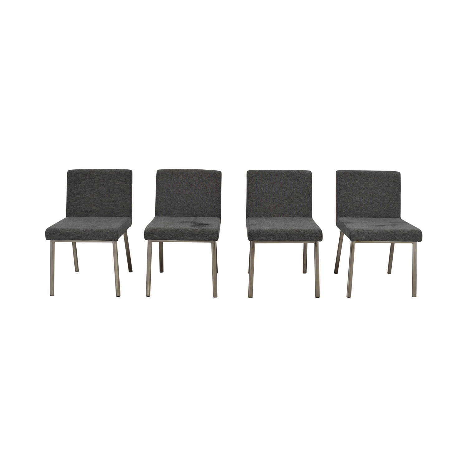 CB2 CB2 Functional Dining Room Chairs used