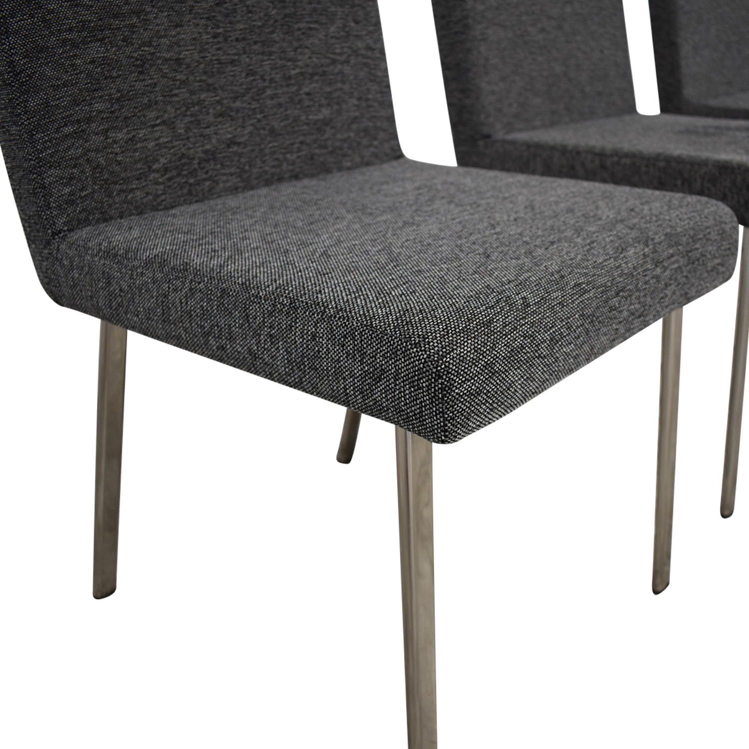 Swell 53 Off Cb2 Cb2 Functional Dining Room Chairs Chairs Caraccident5 Cool Chair Designs And Ideas Caraccident5Info