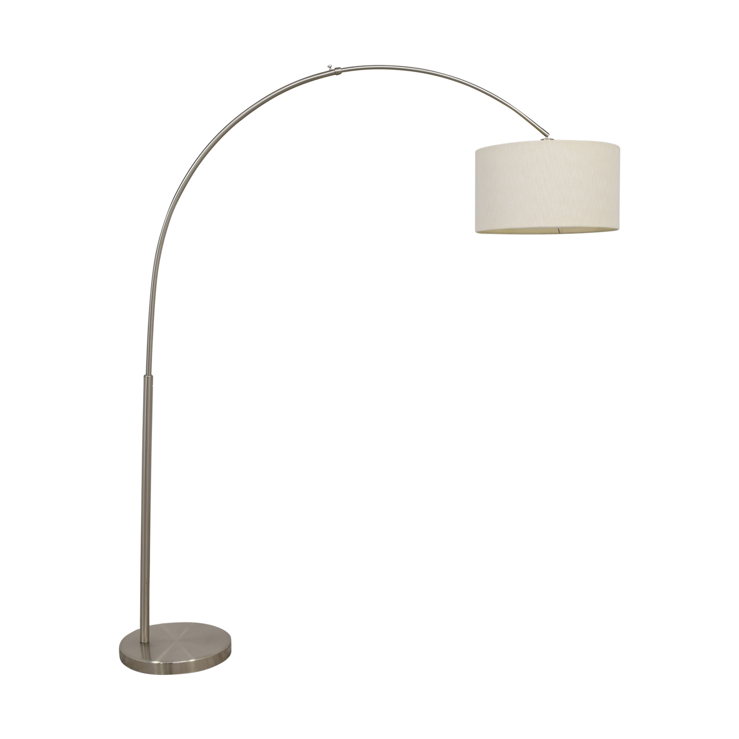CB2 CB2 Big Dipper Arc Brushed-Nickel Floor Lamp price