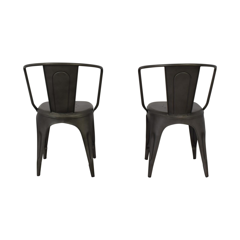 buy Restoration Hardware Marcel Armchairs Restoration Hardware Chairs