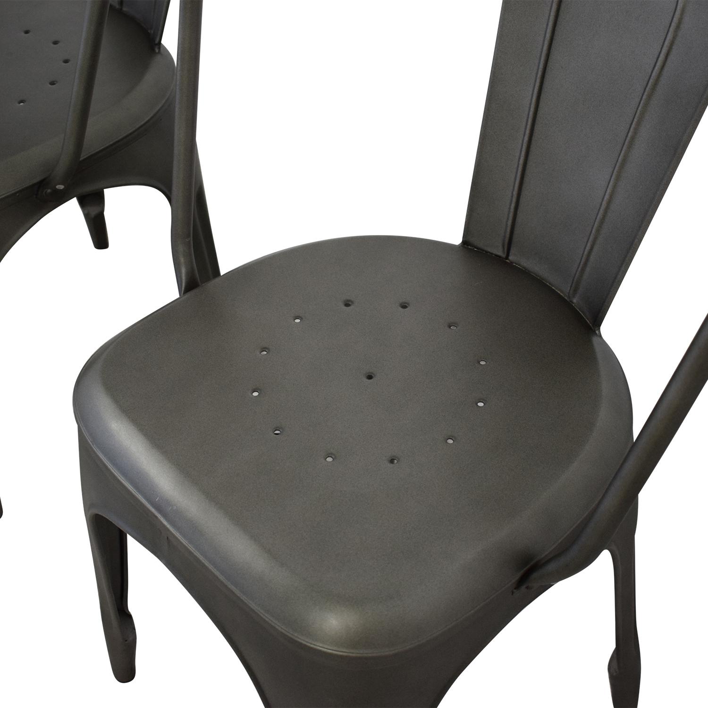Restoration Hardware Restoration Hardware Marcel Armchairs Chairs