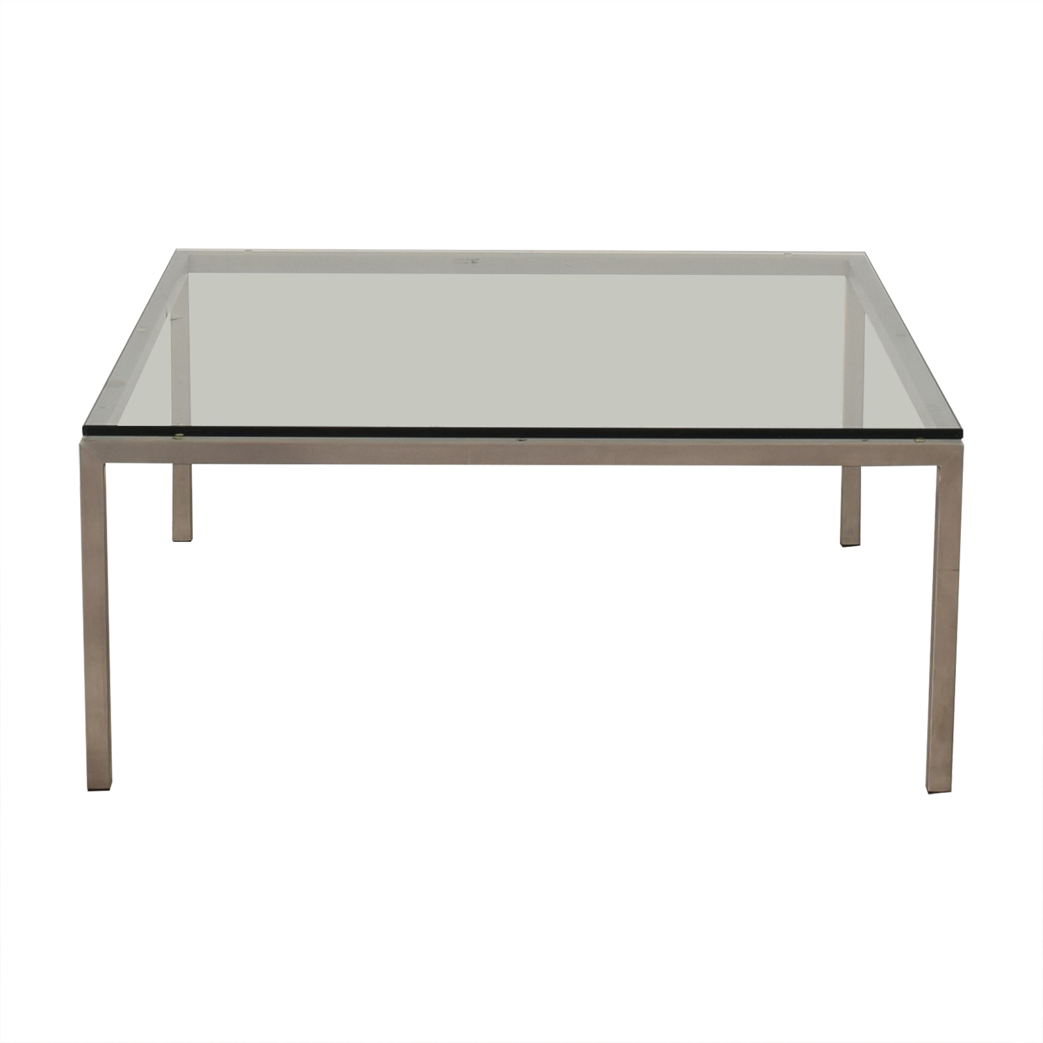 Room & Board Room & Board Glass Top Coffee Table Coffee Tables
