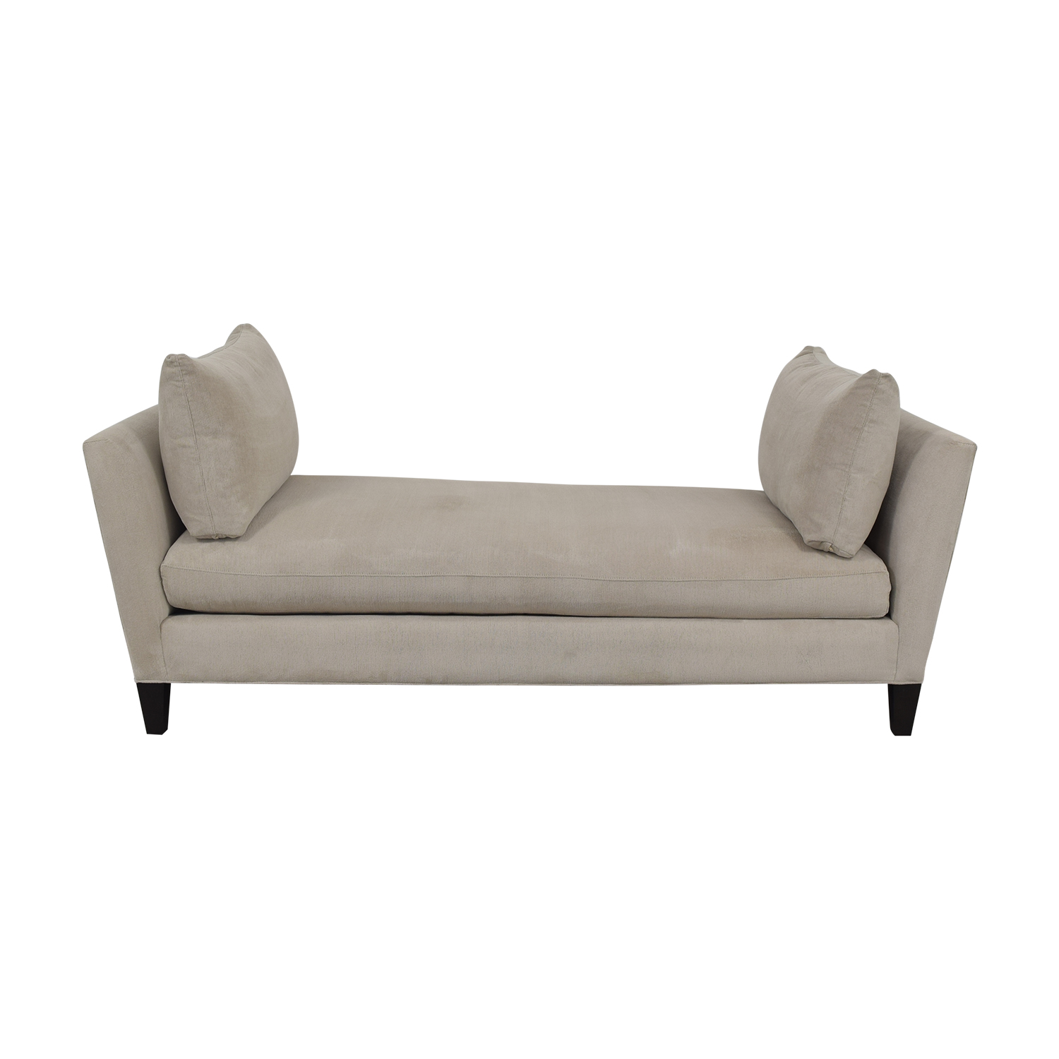 shop Crate & Barrel Marlowe Daybed Crate & Barrel Sofas