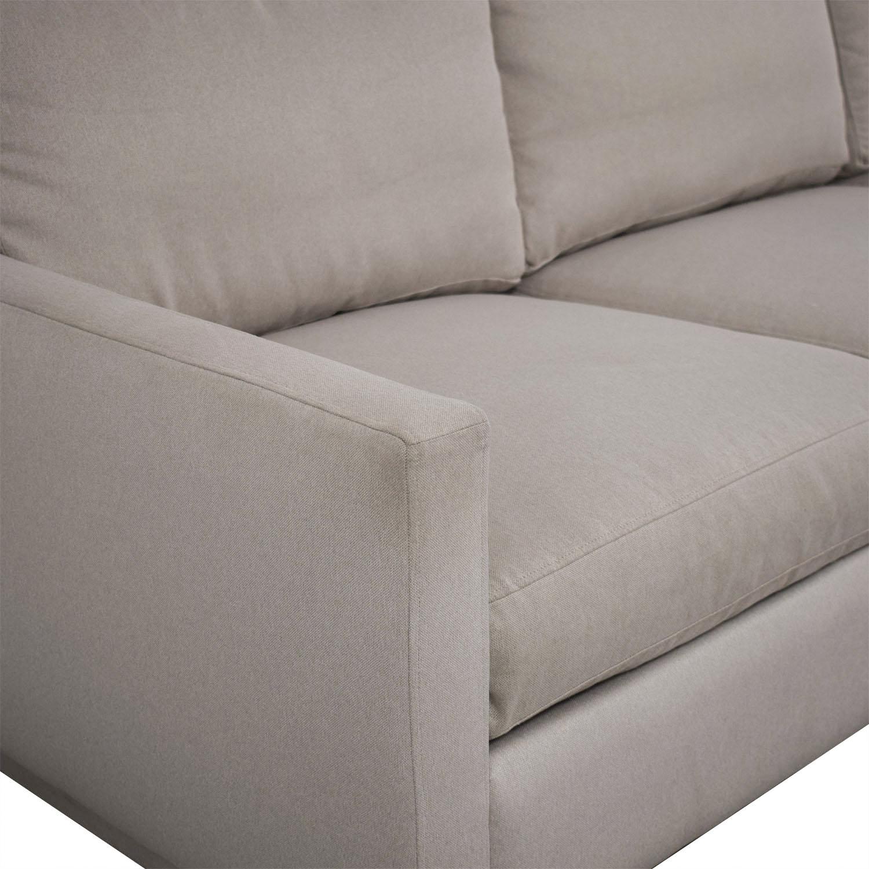 buy Room & Board Stevens Sofa Room & Board Sofas