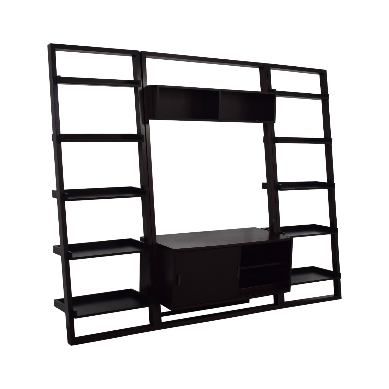 Crate & Barrel Sawyer Media Stand / Storage