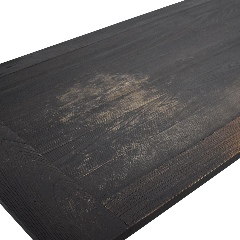 buy Restoration Hardware Restoration Hardware Flatiron Desk online