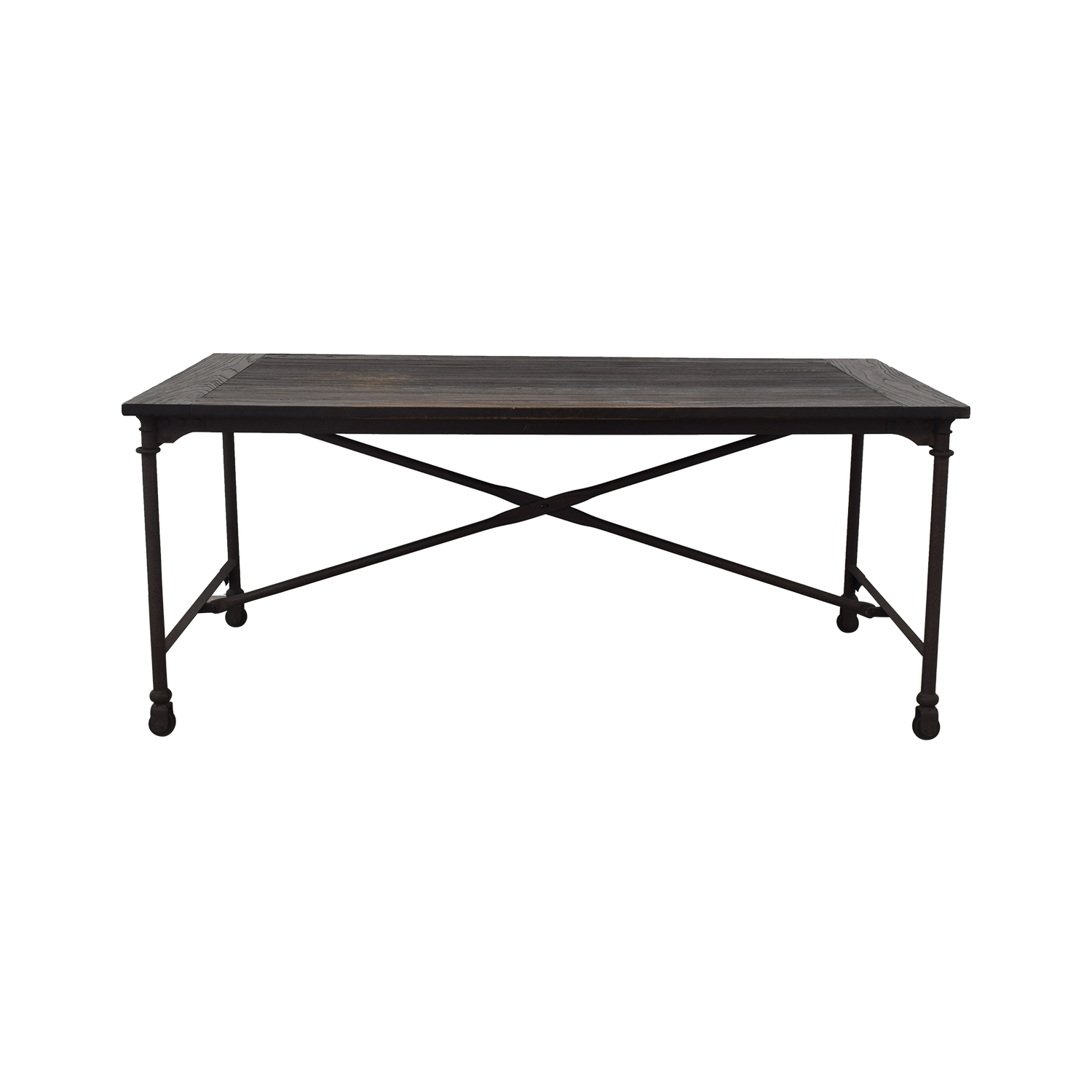 buy Restoration Hardware Flatiron Desk Restoration Hardware