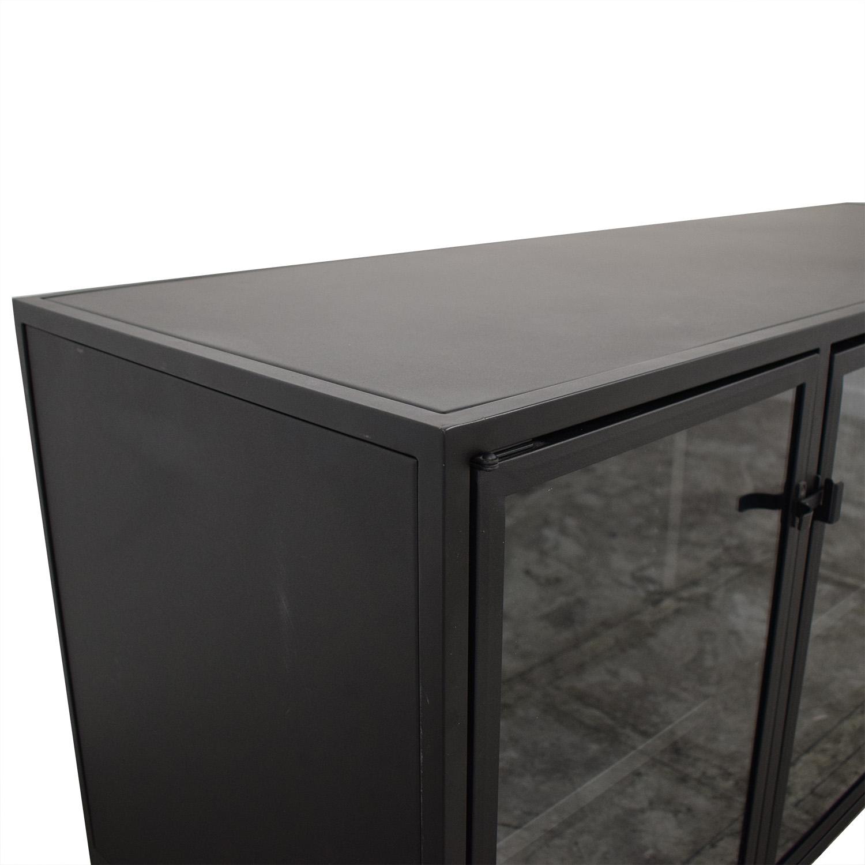 Crate & Barrel Crate & Barrel Casement Large Sideboard used