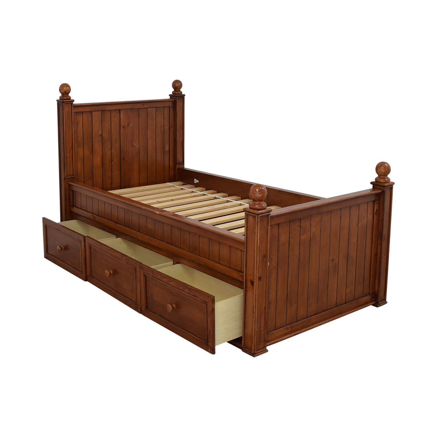 Pottery Barn Kids Bed with Storage / Beds