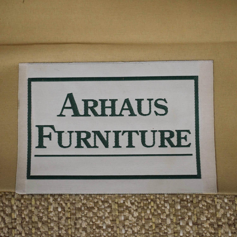 Arhaus Dune Three-Cushion Sofa / Sofas