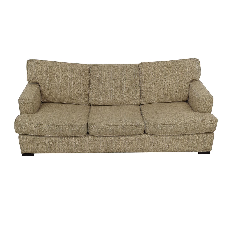 Arhaus Dune Three-Cushion Sofa / Classic Sofas