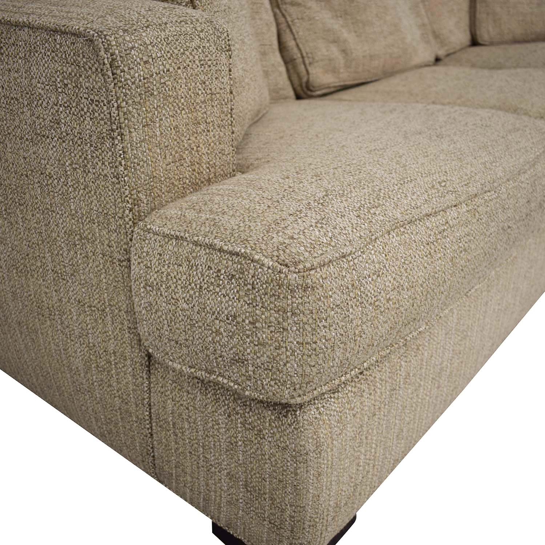 Arhaus Dune Three-Cushion Sofa sale