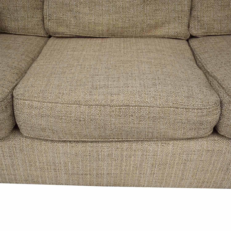 buy Arhaus Dune Three-Cushion Sofa Arhaus