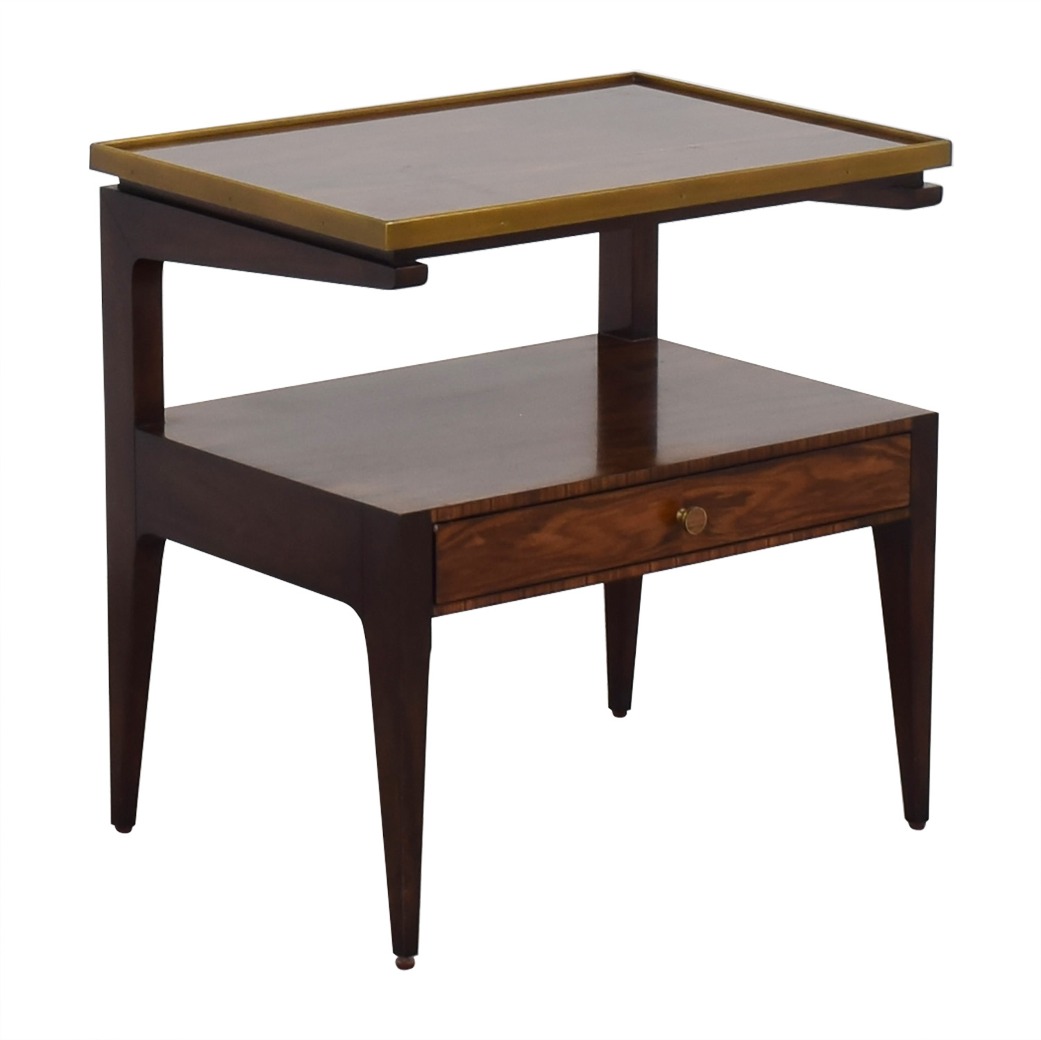 Bloomingdale's Floating End Table / Tables