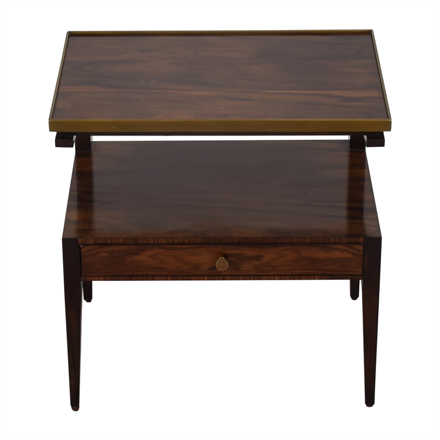 Bloomingdale's Floating End Table / End Tables