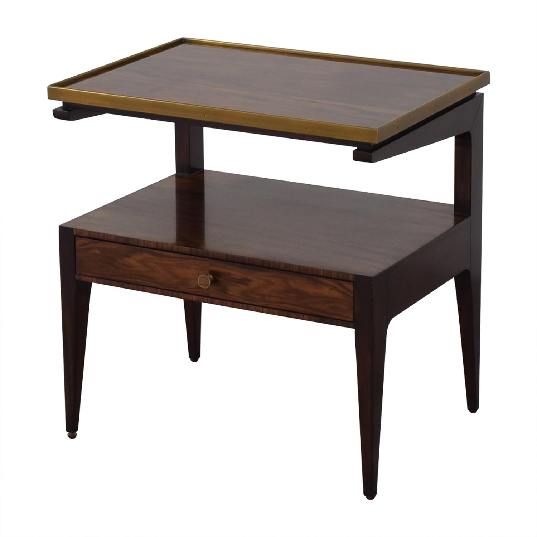 Bloomingdale's Bloomingdale's Floating End Table on sale