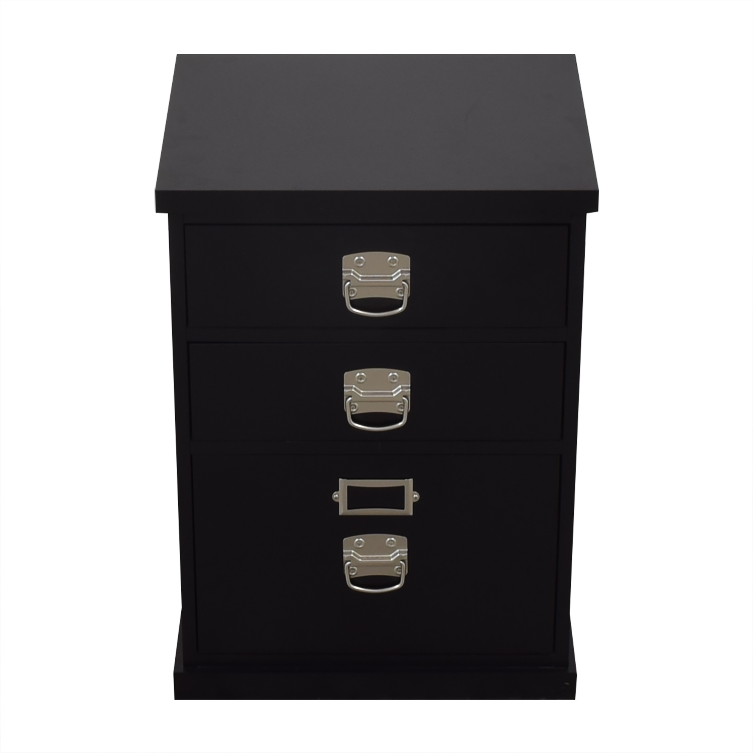 Pottery Barn Bedford Three-Drawer File Cabinet Pottery Barn