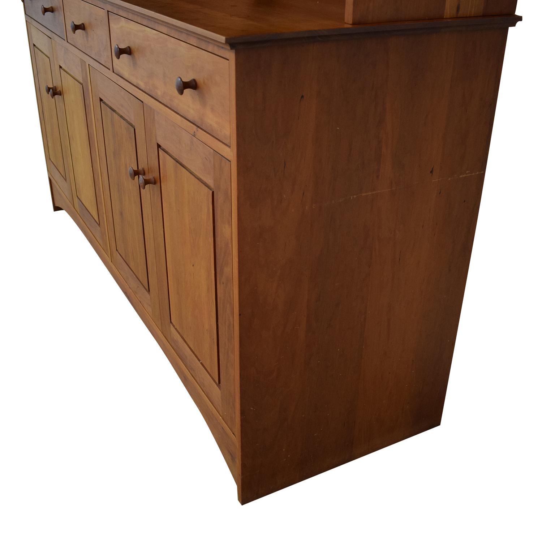 Thorn & Company Furniture Thorn & Company Hutch on sale