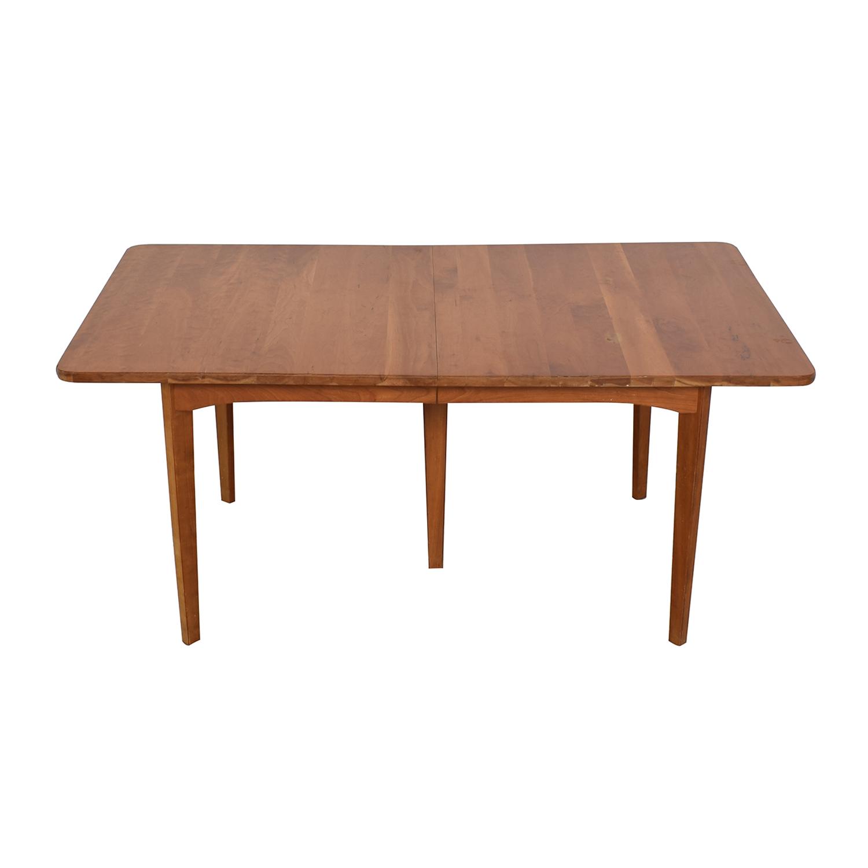 Scott Jordan Furniture Scott Jordan Extension Dining Table used
