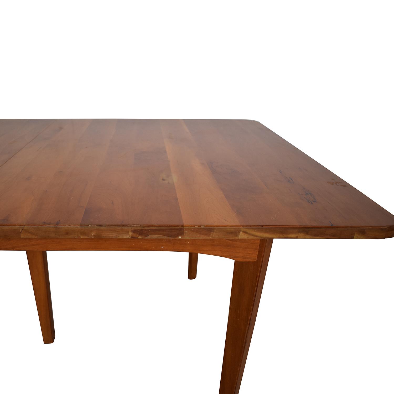 shop Scott Jordan Extension Dining Table Scott Jordan Furniture Tables