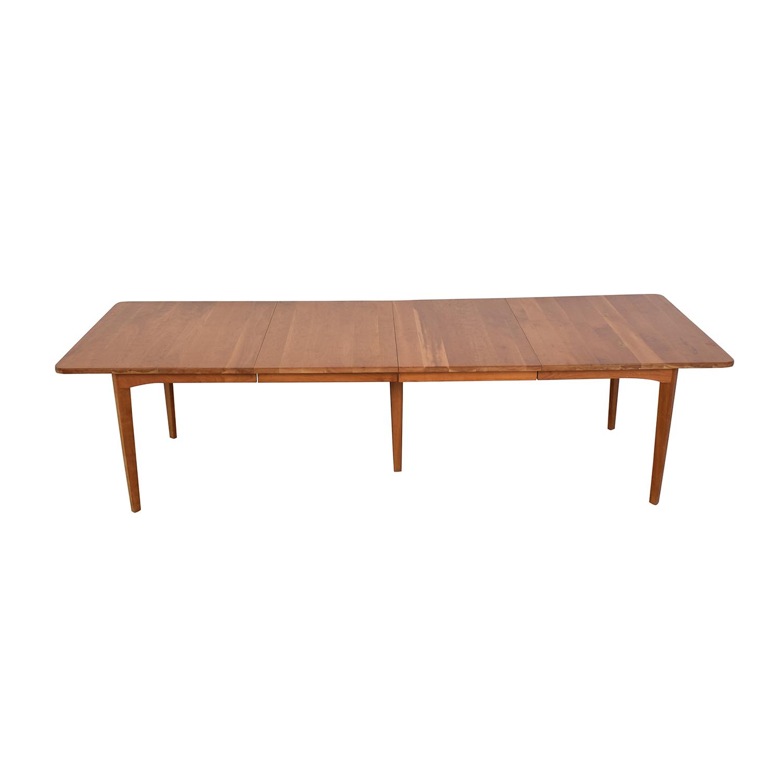 buy Scott Jordan Furniture Scott Jordan Extension Dining Table online