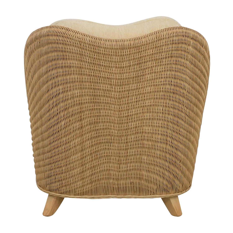 buy Macy's Whitecraft Rattan Armchair Macy's Chairs