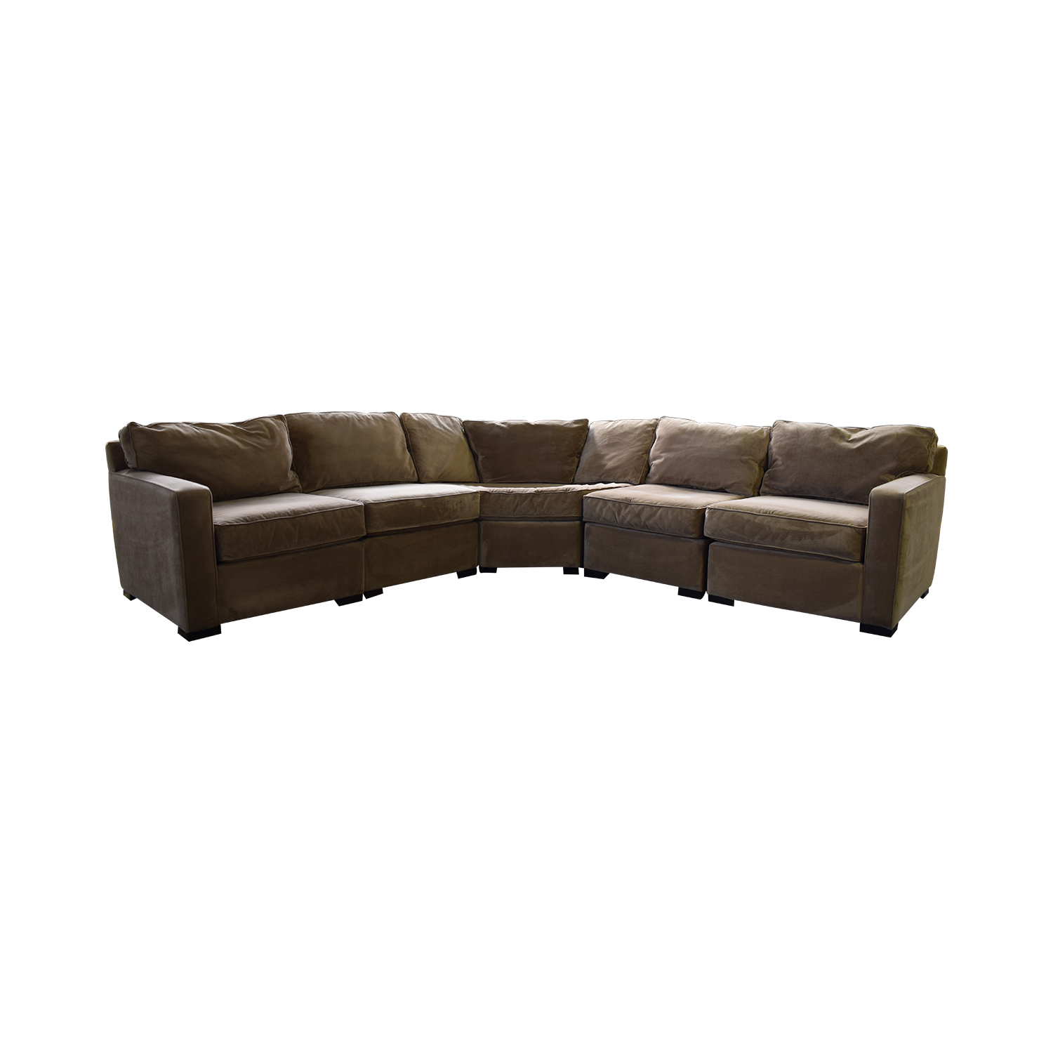 49% OFF - Macy\'s Macy\'s Corner Sectional Sofa / Sofas