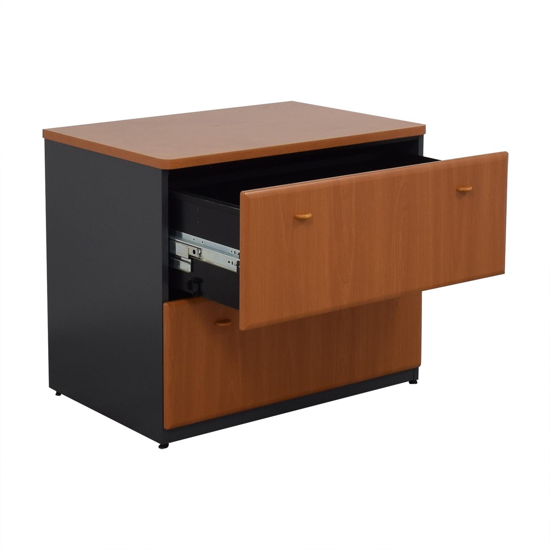 shop Bush Furniture Bush Furniture Lateral File Cabinet online