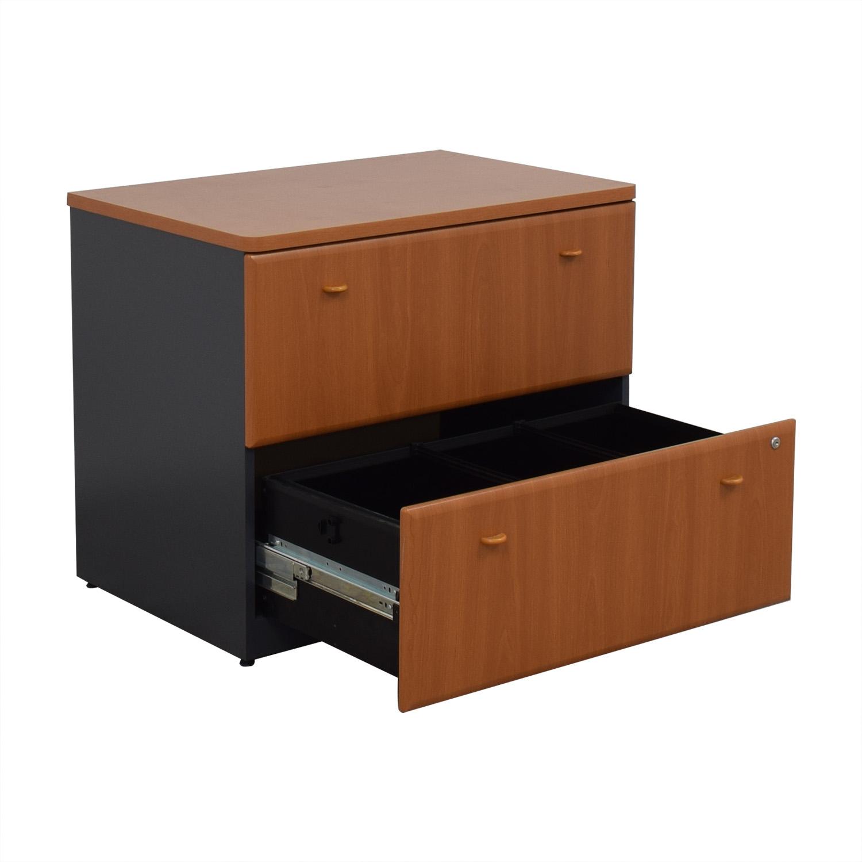 Bush Furniture Bush Furniture Lateral File Cabinet on sale