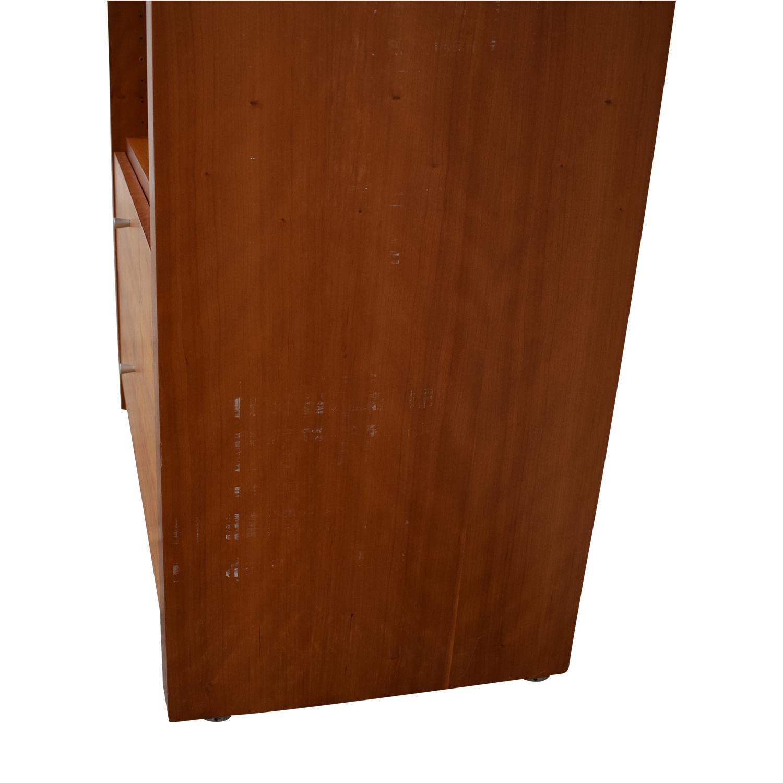 Door Store Door Store Bookcase with Drawer dimensions