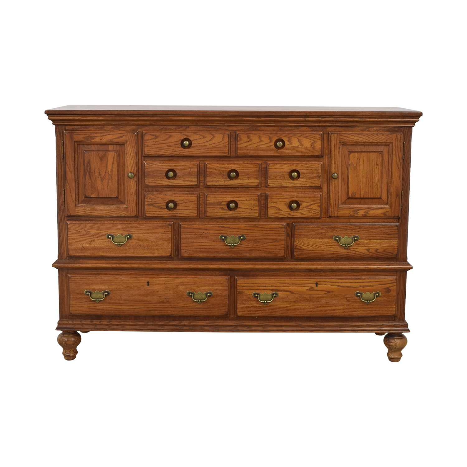 Kincaid Furniture Ducks Unlimited by Kincaid Currituck Cherry Dresser pa