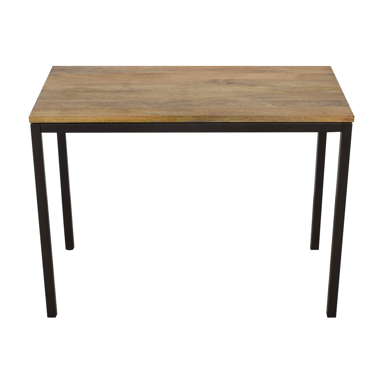 West Elm West Elm Box Frame Counter Table nj