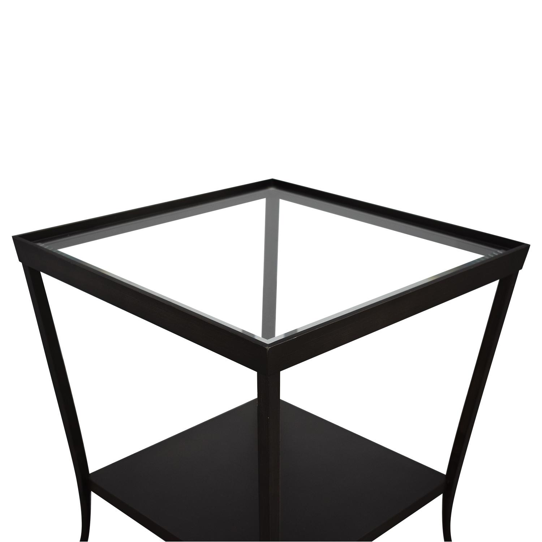 Crate & Barrel Crate & Barrel Side Table Tables